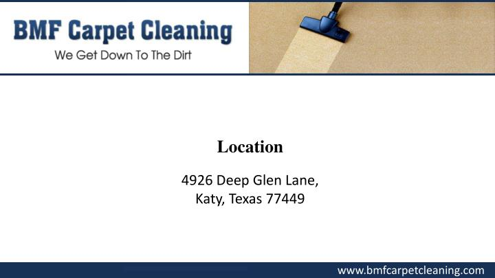 PPT - Carpet Cleaning In Katy, Texas PowerPoint ...