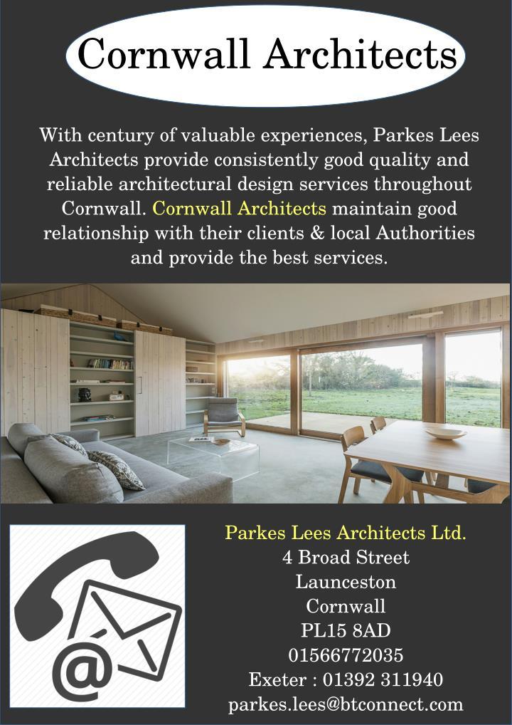 CornwallArchitects