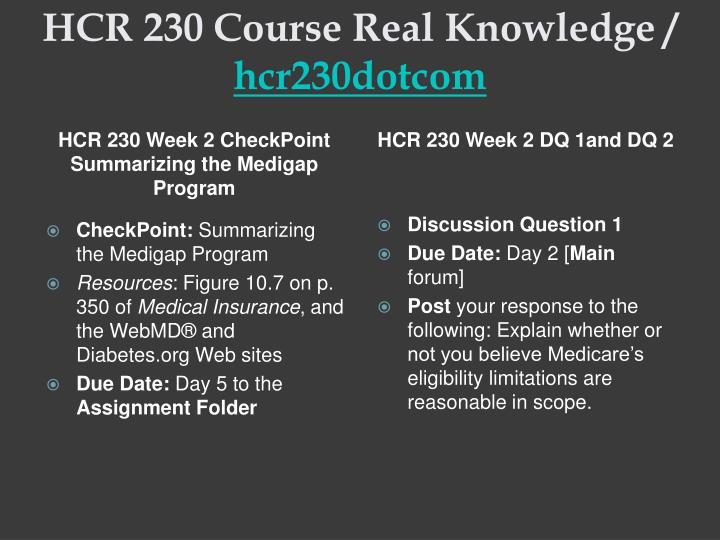 hcr 230 week 3 checkpoint working with medicaid For more course tutorials visit www  hcr 230 week 3 checkpoint working with medicaid hcr 230 week  hcr 230 week 5 assignment understanding work-relat hcr.