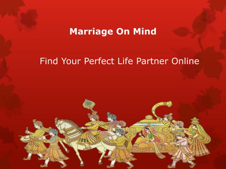 How to find a partner online