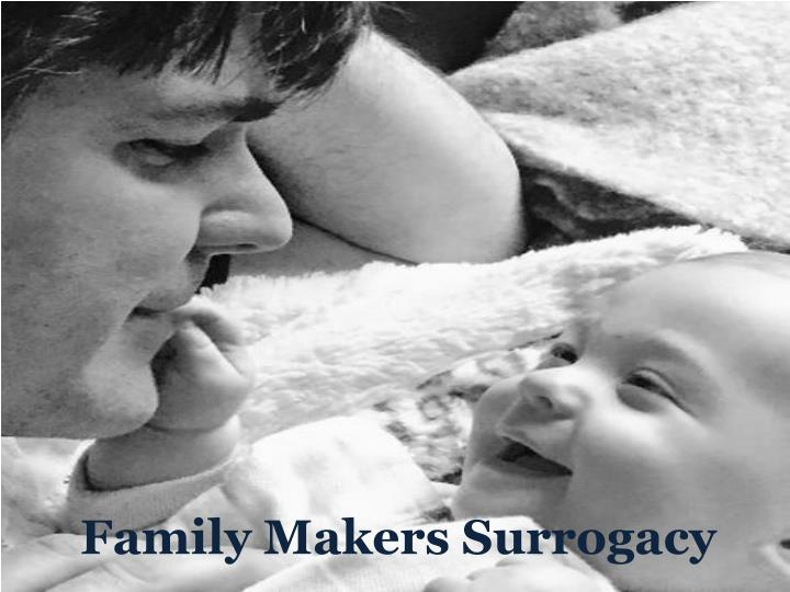 Family Makers Surrogacy