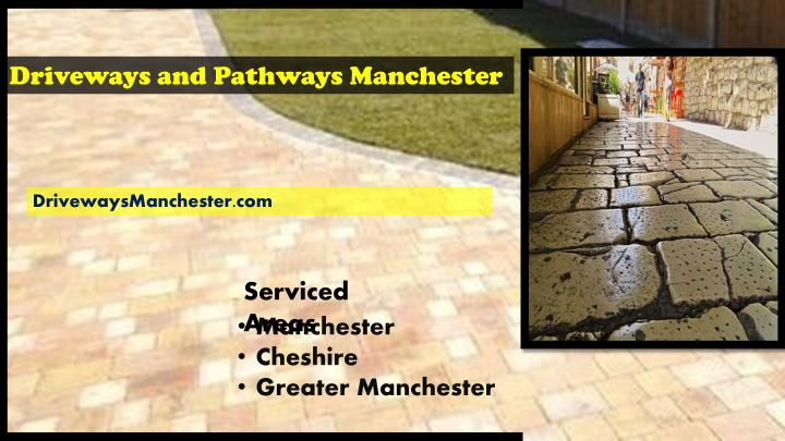 Driveways and Pathways Manchester