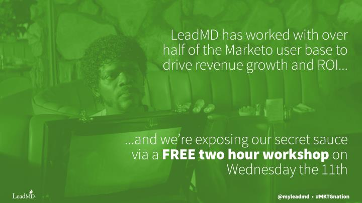 LeadMD has worked with over
