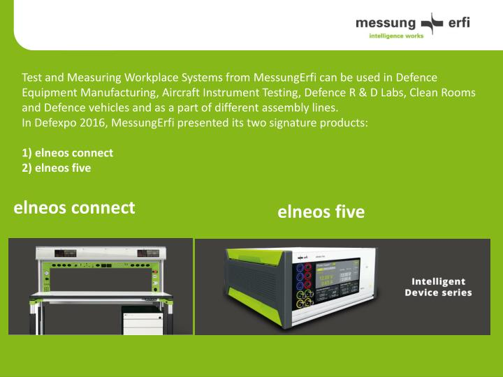 Test and Measuring Workplace Systems from