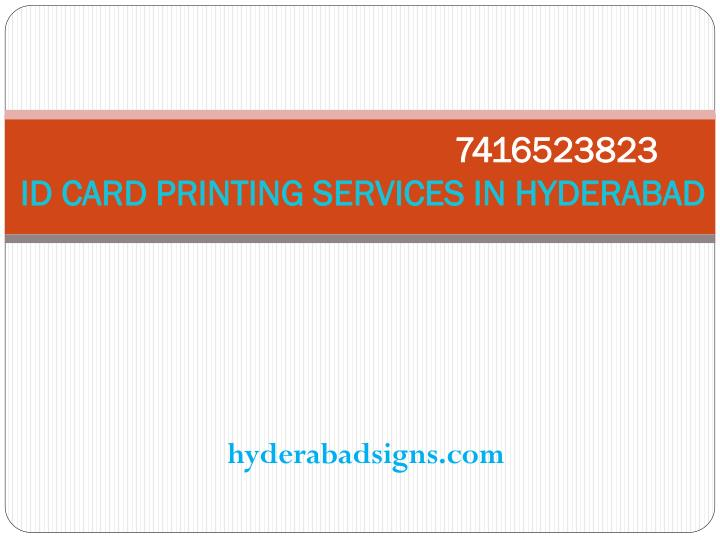 7416523823 id card printing services in hyderabad