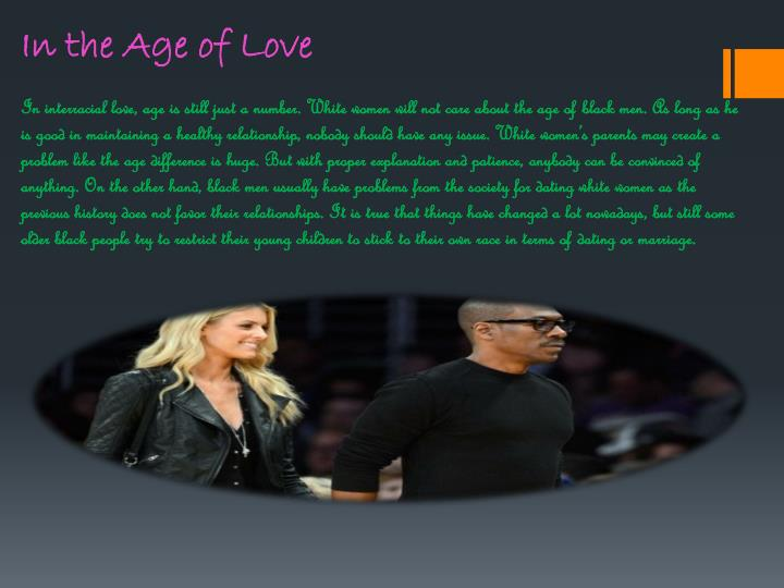 In the Age of Love