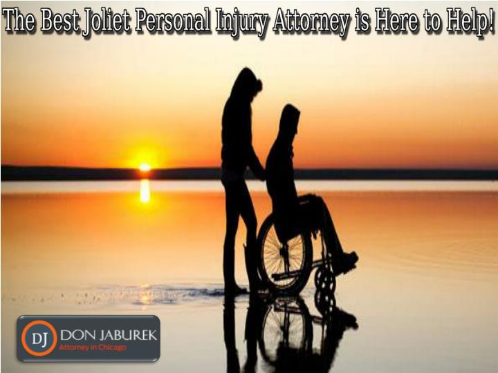 The best joliet personal injury attorney is here to help