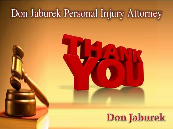 Don Jaburek
