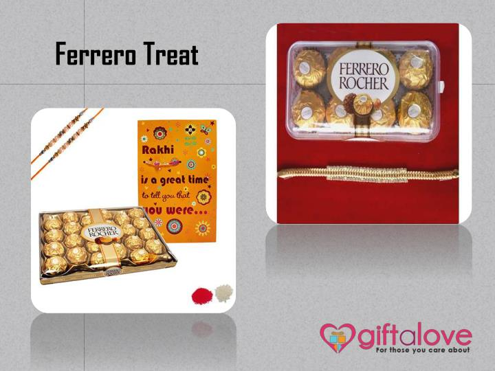 Ferrero Treat
