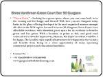 shree vardhman green court sec 90 gurgaon