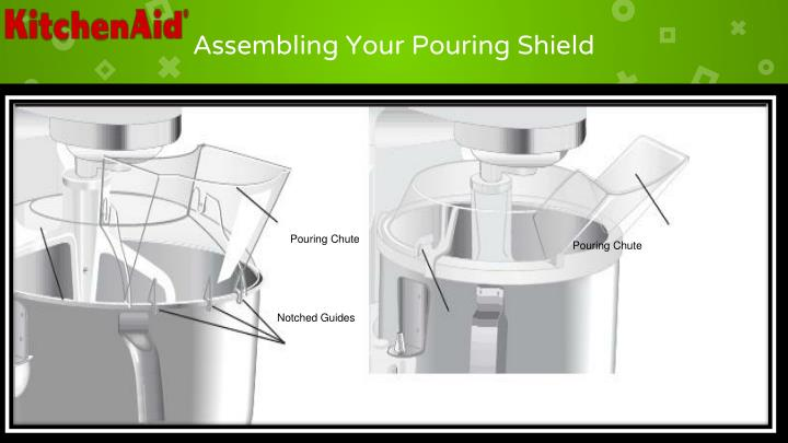 Assembling Your Pouring Shield