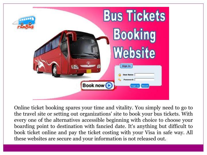 Bus Travel Websites In India