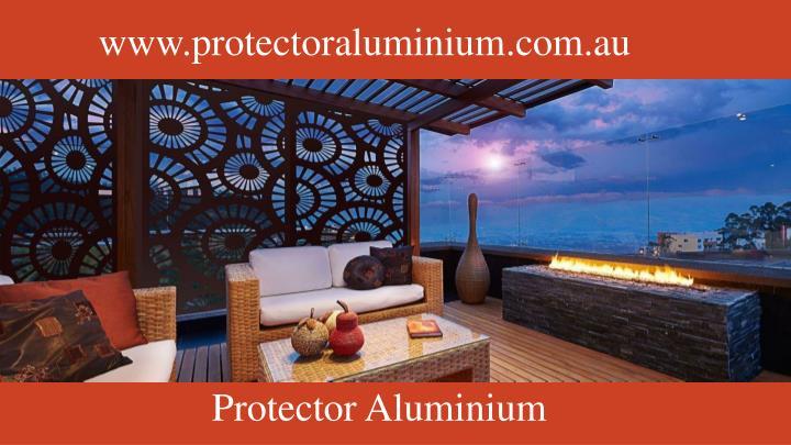 www.protectoraluminium.com.au