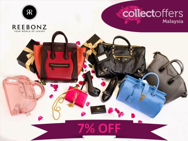 Revive your style with trendy shoes and bags with reebonz malasia