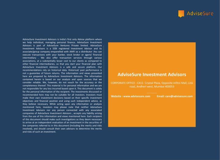 AdviseSure Investment Advisors is