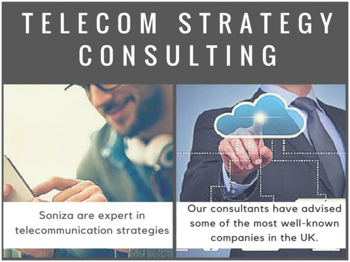 Telecom strategy consulting