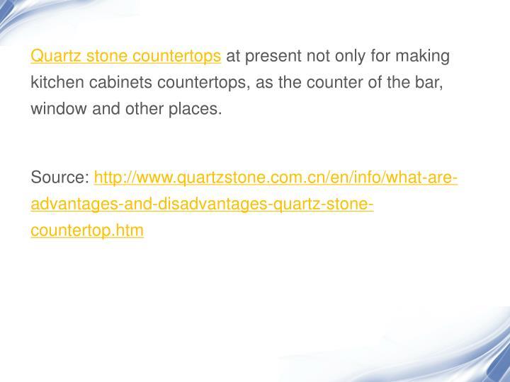 Kitchen Countertops Advantages And Disadvantages