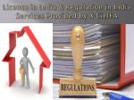 license in india regulation in india services provided by x cielfa