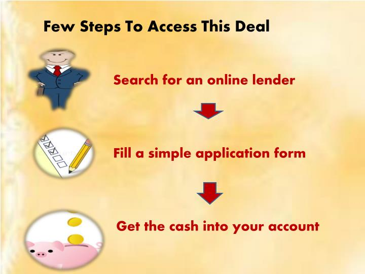 Few Steps To Access This Deal