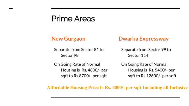 Prime Areas