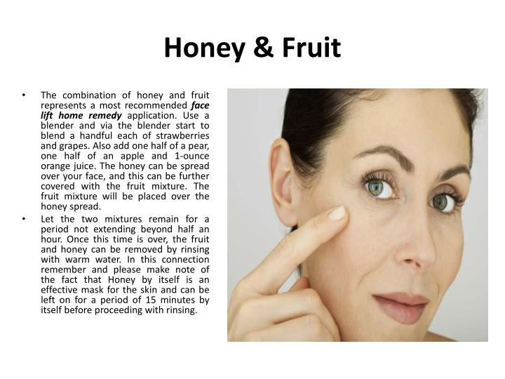 Honey & Fruit