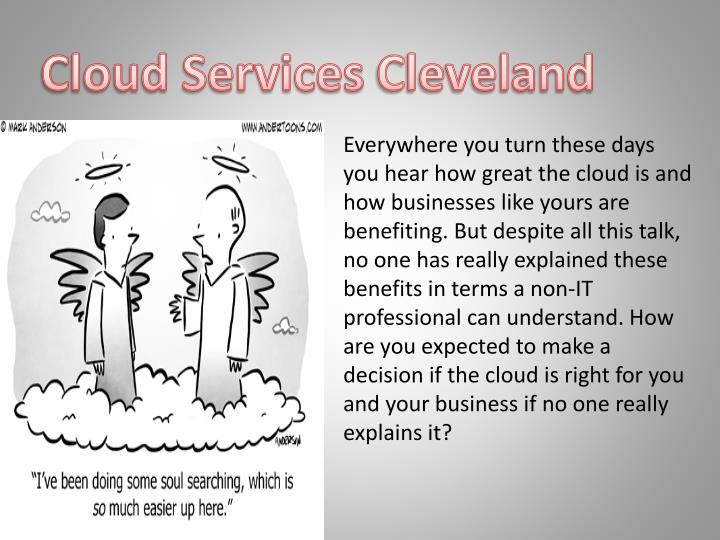 Cloud ServicesCleveland