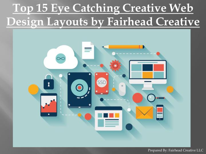 Top 15 Eye Catching Creative Web