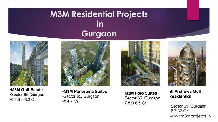 M3M Residential