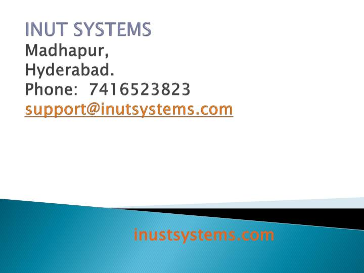 INUT SYSTEMS