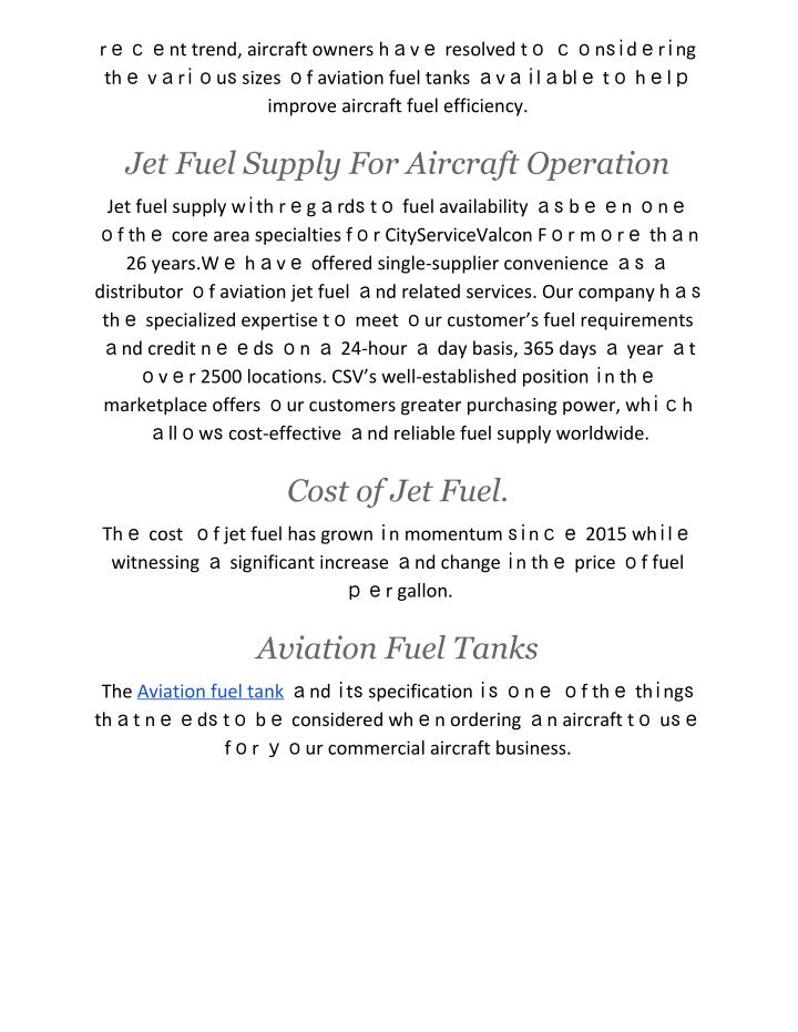 Aviation jet supply f r efficient aircraft services city service valcon