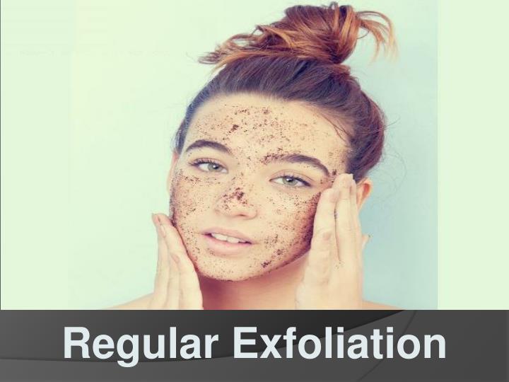 Regular Exfoliation