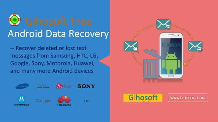 ppt how to recover deleted sms text messages from android powerpoint presentation id 7355224