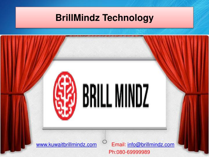 BrillMindz Technology