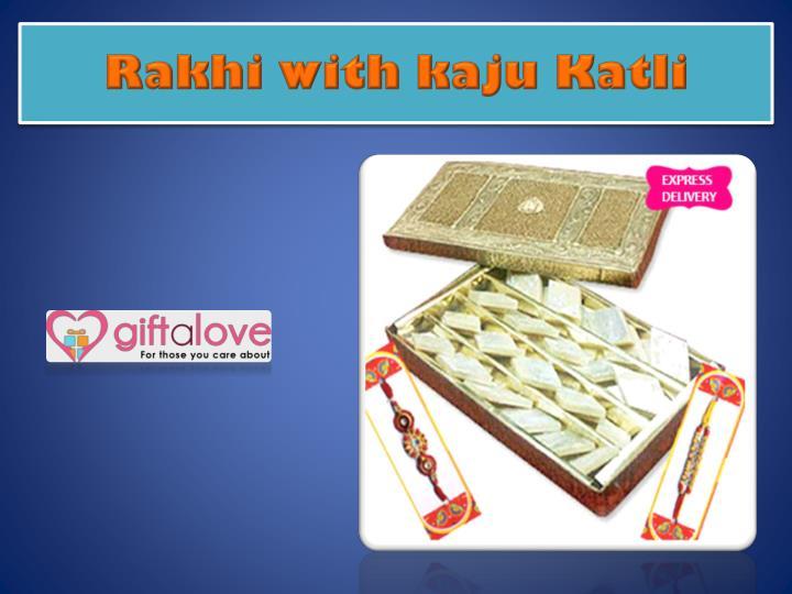 Rakhi with