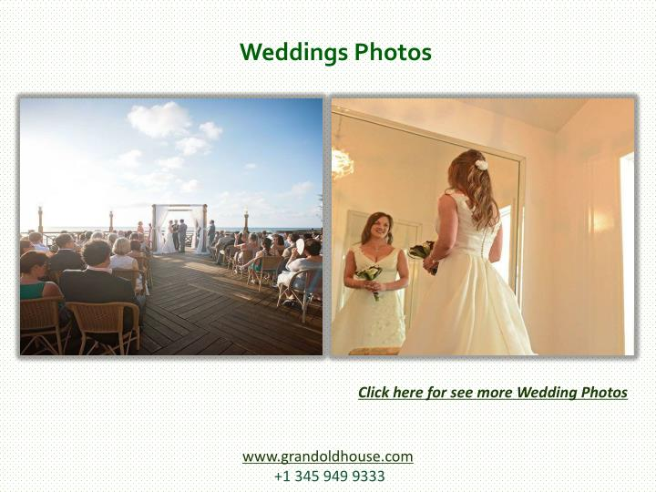 Weddings Photos