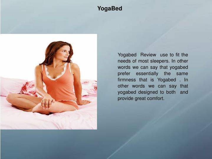 YogaBed