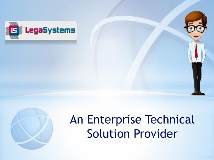 An Enterprise Technical Solution Provider