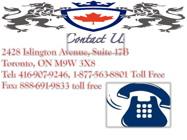 2428 Islington Avenue, Suite 17B