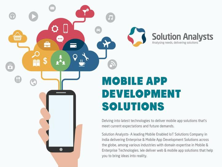 Web enterprise mobile app development solutions india 7359224
