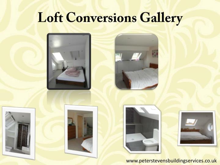 Loft Conversions Gallery