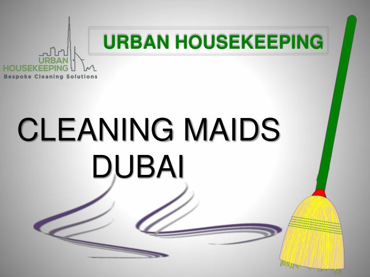 URBAN HOUSEKEEPING