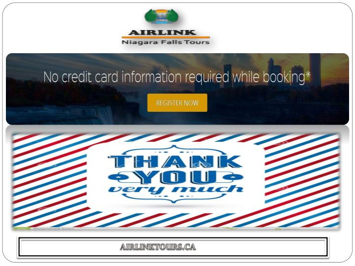 AIRLINKTOURS.CA