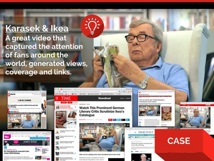 Karasek & Ikea