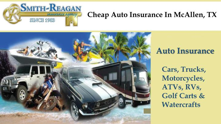 ppt cheap auto insurance in mcallen tx powerpoint