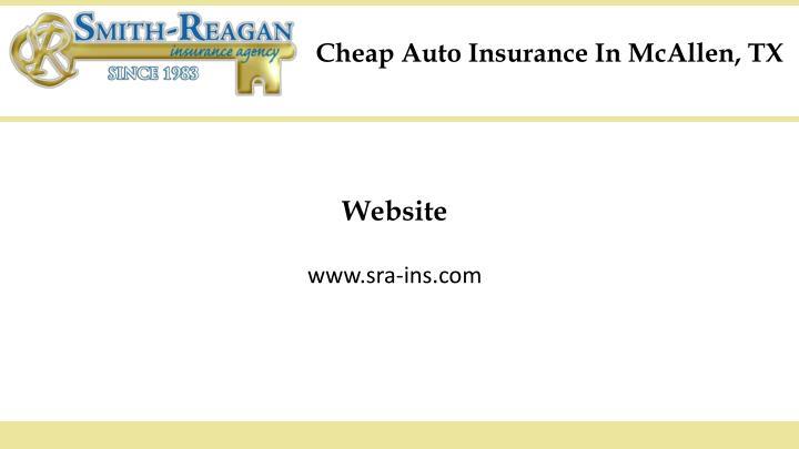 Cheap Car Insurance Houston