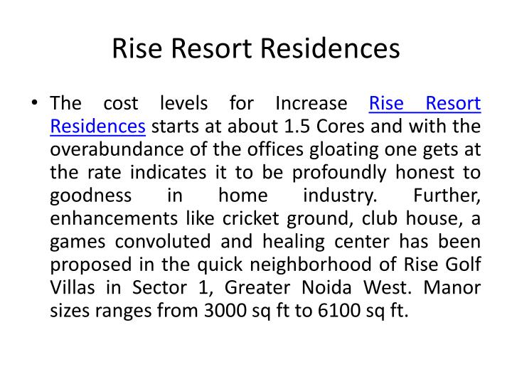 Rise resort residences2