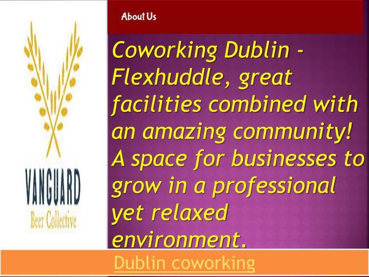 Coworking Dublin -