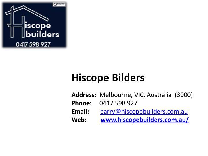 Hiscope