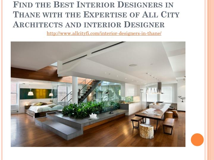 Find the Best Interior Designers in Thane with the Expertise of