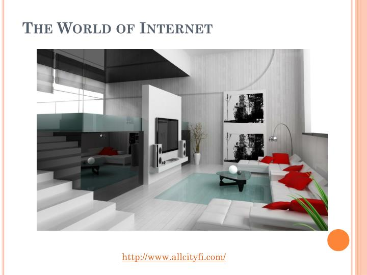 The World of Internet